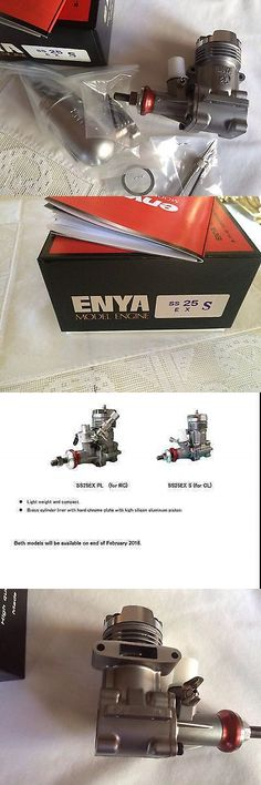 Control Line and Free Flight 34054: Enya .25Exs Stunt Engine Abc New Model Nib -> BUY IT NOW ONLY: $129.99 on eBay!