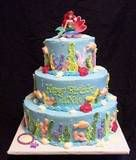 Photobucket | little mermaid cake Pictures, little mermaid cake Images, little mermaid cake Photos