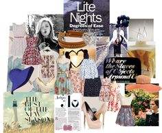 """""""Lite Nights"""" by sec71290 ❤ liked on Polyvore"""