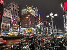 DAY 17 : Shinjuku, Tokyo  #Japan #Tokyo #Shinjuku