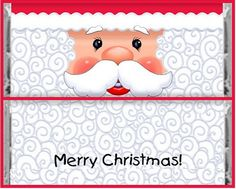 photo regarding Free Printable Christmas Candy Bar Wrappers named 381 Simplest Sweet Bar WRAPPERS photographs within just 2019 Sweet bar
