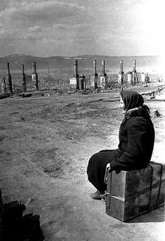 Murmansk, Murmansk Oblast, Russia, Soviet Union, 1941.