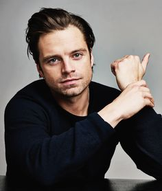 Sebastian Stan photographed by Matt Doyle for Backstage Magazine, May 2016