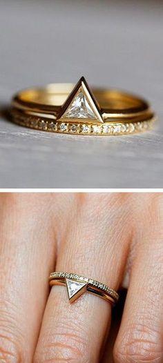 anillos de compromiso diferentes [fotos] | ActitudFEM