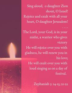Joy and Wonder: Gaudete Sunday Third Sunday Of Advent, Faith In Love, Lent, Infj, Joy, Holidays, Winter, Christmas, Winter Time