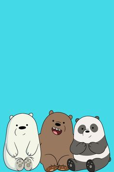 We Bare Bears Wallpaper De Urso Wallpapers Bonitos E in Brilliant We Bare Bears Wallpaper Cartoon - Find your Favorite Wallpapers!