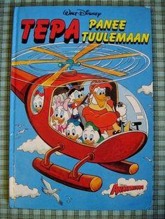 Ker�ilen - Disney kirjat
