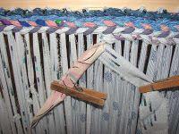 The Country Farm Home: Rag Rugs: A Delta Folk Art