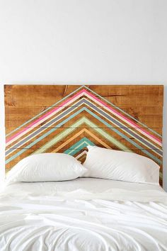 DIY Homemade Headboard Ideas | Apartment Therapy
