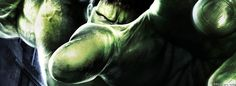 The Hulk Facebook Covers