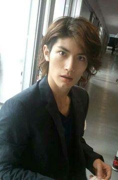 Haruma looks surprised!