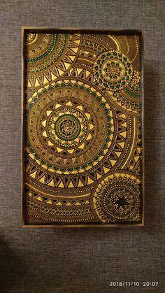 tattoo - mandala - art - design - line - henna - hand - back - sketch - doodle - girl - tat - tats - ink - inked - buddha - spirit - rose - symetric - etnic - inspired - design - sketch Mandala Artwork, Mandala Drawing, Mandala Painting, Mandala On Canvas, Madhubani Art, Madhubani Painting, Mandala Dots, Mandala Design, Borboleta Diy