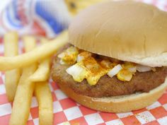 Get this all-star, easy-to-follow All The Way Slugburger recipe from Southern Fried Road Trip