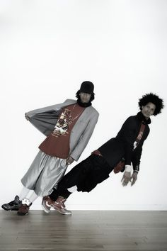 Les Twins, Larry and Laurent