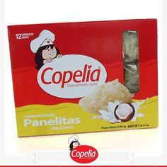 ¡Diciembre se disfruta compartiendo las #PanelitasDeCocoCopelia! www.alimentoscopelia.com
