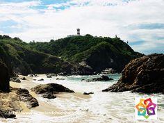 Michoacán te dice que en la playa del Faro de Bucerías podrías explorar los restos de un barco hundido en las formaciones rocosas. De Noviembre a Febrero es el mejor momento para ir a bucear a esta playa, porque encontraras muy buena visibilidad de 6 a 30 metros, con una temperatura templada. HOTEL DELFIN PLAYA AZUL http://www.hoteldelfinplayaazul.com/portal/