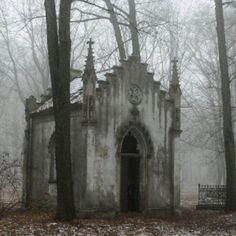 Old tombs are neat to see