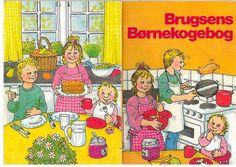 Find Brugsens Børnekogebog og alle opskrifterne | Samvirke