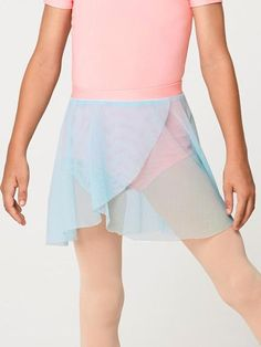 My childhood treasures BALLET WRAP Skirt Sewing Pattern (S504)
