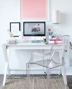A Stylish Spot Where You Can Get All Of Your Work Done!