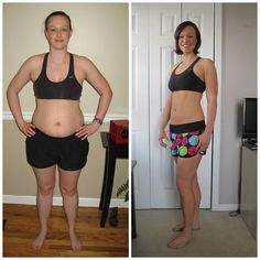 40 lbs and 8 inches off her waist alone--right after she had TWINS! How did she do it?