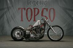 Harley-Davidson 1000 XLH Sportster Ironhead rigid