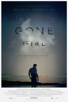 Gone Girl Movie Giveaway