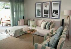 Освежающий мятный цвет в интерьере | Westwing