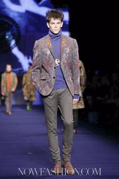 Etro Menswear Fall Winter 2013 Milan