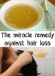 A lot of women are having problems with hair loss. Find out a miracle ingredient that is the best remedy against hair loss!