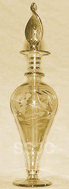 Egyptian Perfume Bottle Item: 10D1g