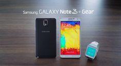 Tην επίσημη παρουσίαση του νέoυ «έξυπνου» κινητού Galaxy Note 3 και του «έξυπνου» ρολόγιου Galaxy Gear έκανε η Samsung Electronics Hellas σε ειδική εκδήλωσ