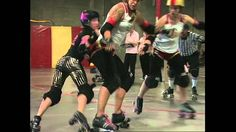 THIS IS ROLLER DERBY!   *Under the new rule change, all penalties are now 30sec as opposed to the former 1min.
