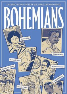 Bohemians: A Graphic History of Creative Mavericks | Brain Pickings