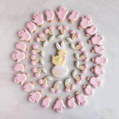 Chicks and cherries....#sugarbombe, #sugarcookies, #decoratedcookies, #cookiesofinstagram, #edibleart,#sugarart, #royalicingart, #royalicingcookies, #customcookies, #foodart, #diycookies, #3dprintedcookiecutters, #customcookiecutters, #3dprintedcookiecutters, #customcookiecutters, #cookiecutters,#f52grams,#bakersofinstagram,#bunnycookiecutter, #eastercookiecutter, #chickcookiecutter, #eggcookiecutter,#cherriescookiecutter