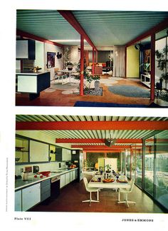 Architects: A. Quincy Jones & Frederick E. Emmons / Architectural Record - 1957