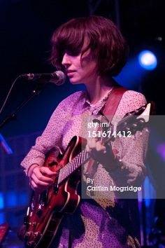 News Photo: Elena Tonra of Daughter performs on stage at…