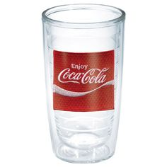 Enjoy Coca-Cola � 16 oz Tervis Tumbler
