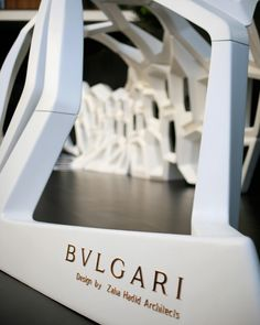 zaha hadid bulgari serpenti installation milan design week designboom
