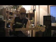 Tell me Baby Red Hot Chili Peppers bass cover Bob Roha Bob Roha - Bassist in the Hague, The Netherlands