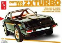 revell datsun turbo 280zx model