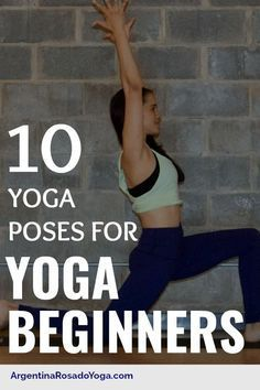 10 yoga poses for complete beginners - #yogaforbeginners #yogatips #yogaposes #yoga #yogasequence #lungepose