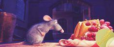 PSD Coloring - Ratatouille by myblacksmilels on deviantART