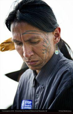 Indigenous Warrior