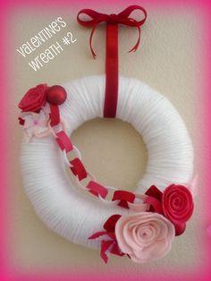 Snips & Spice: Valentine Wreaths {Part Two}