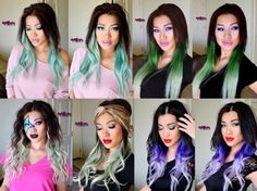 Ombre Hair,ombre hair meaning,how to do ombre hair,ombre hair dye,ombre hair fashion,ombre hair technique,ombre hair tumblr,ombre hair extensions-02