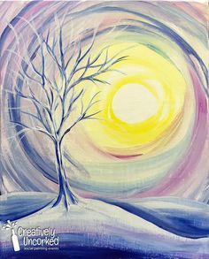 Winter Sunrise   Creatively Uncorked   http://creativelyuncorked.com   Creatively Uncorked   http://creativelyuncorked.com