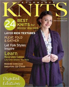 Interweave Knits, Winter 2009: Digital Edition | InterweaveStore.com