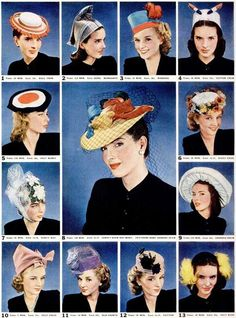 Fashion in the 1940s: Clothing Styles, Trends, Pictures & History