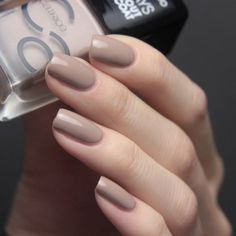 9 incomparable fall nail ideas coffin attract all other to your nail now 18 Nails Now, How To Do Nails, Essie, I Need Vitamin Sea, Smokey Eye For Brown Eyes, Nail Polish Colors, Nail Trends, Short Nails, Nail Arts